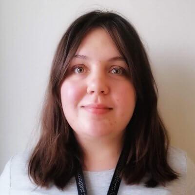 Sofia Gerasimova Headshot 2019