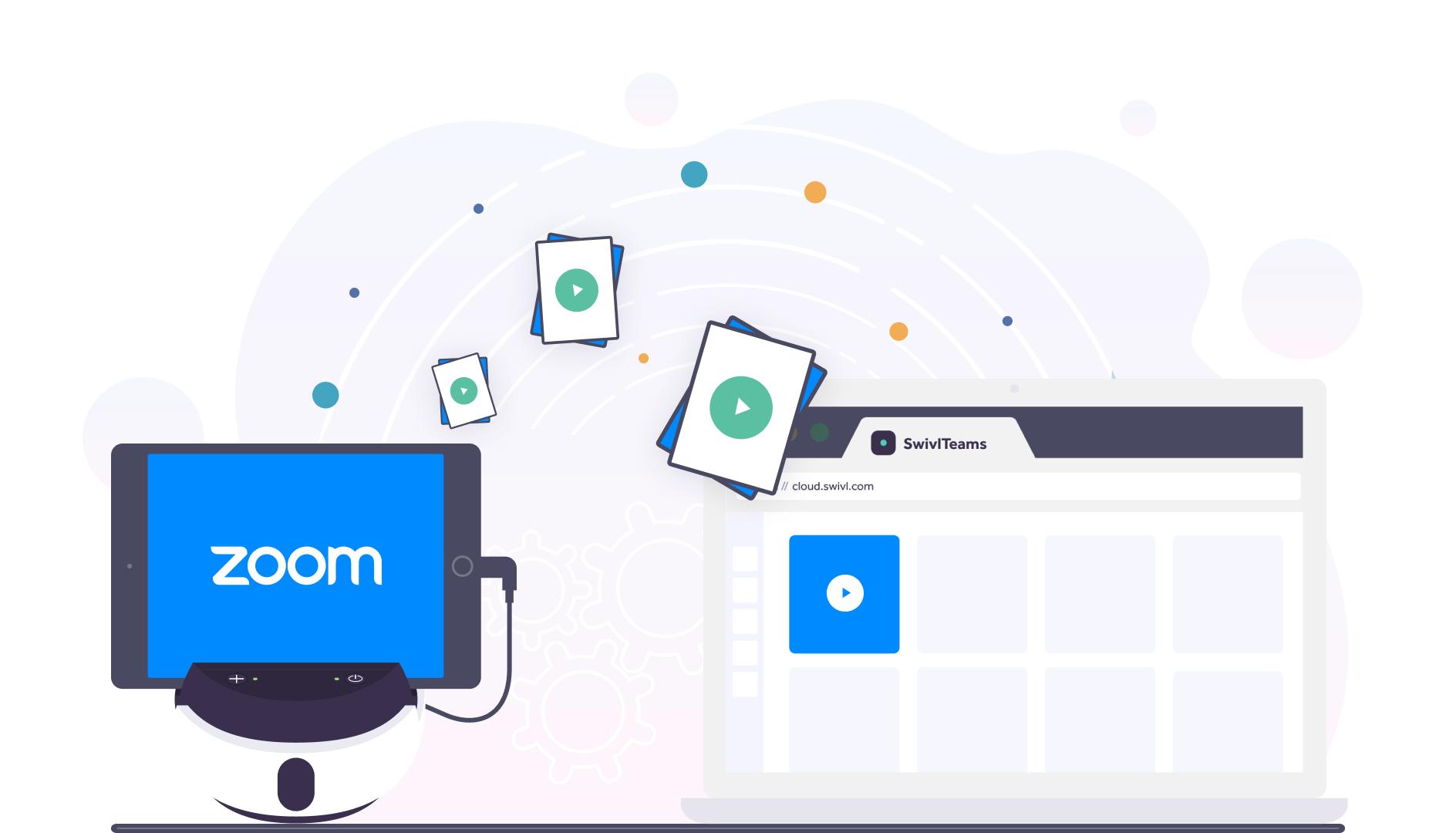 Swivl & Zoom Integration