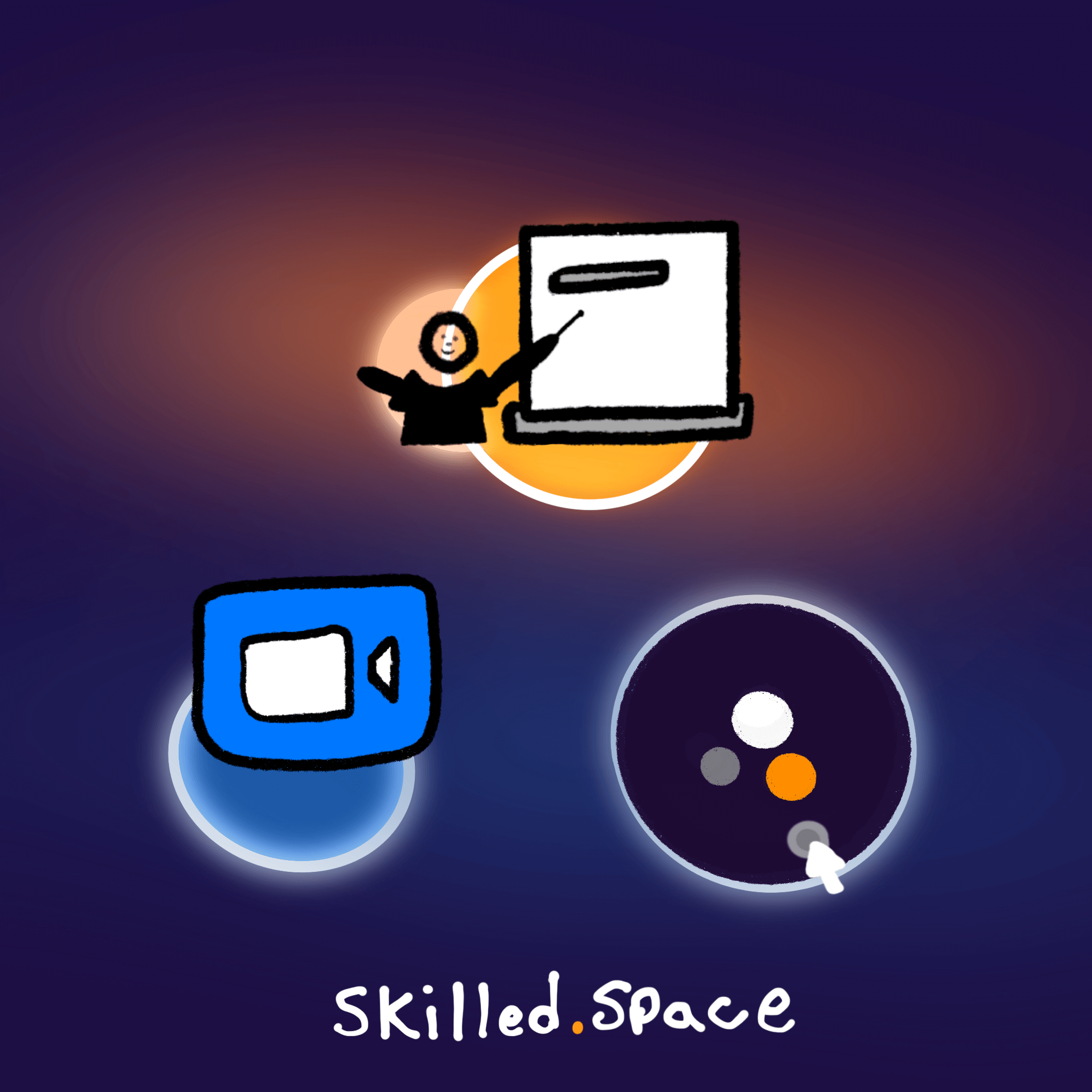skilled space