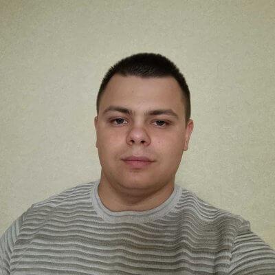 Yevhenii Orliuk